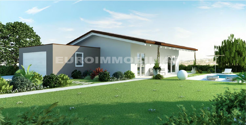 Villa a Calvagese della Riviera