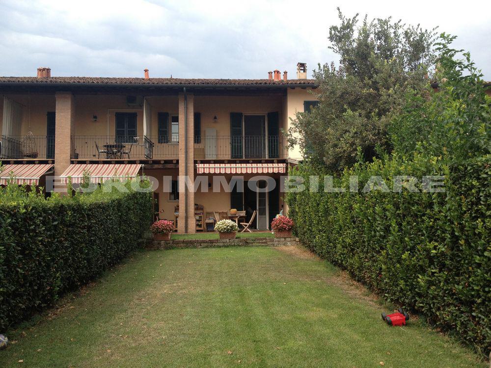 Appartamento in affitto a Castegnato, 4 locali, prezzo € 900 | CambioCasa.it