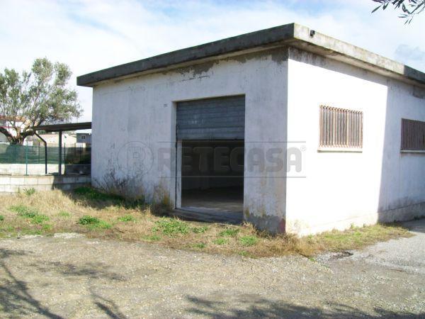 Magazzino in vendita a Catanzaro, 1 locali, prezzo € 55.000 | CambioCasa.it
