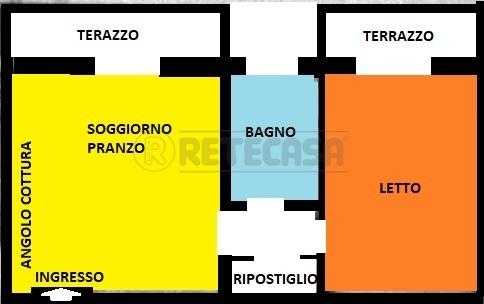 Appartamento in ottime condizioni in vendita Rif. 9239733