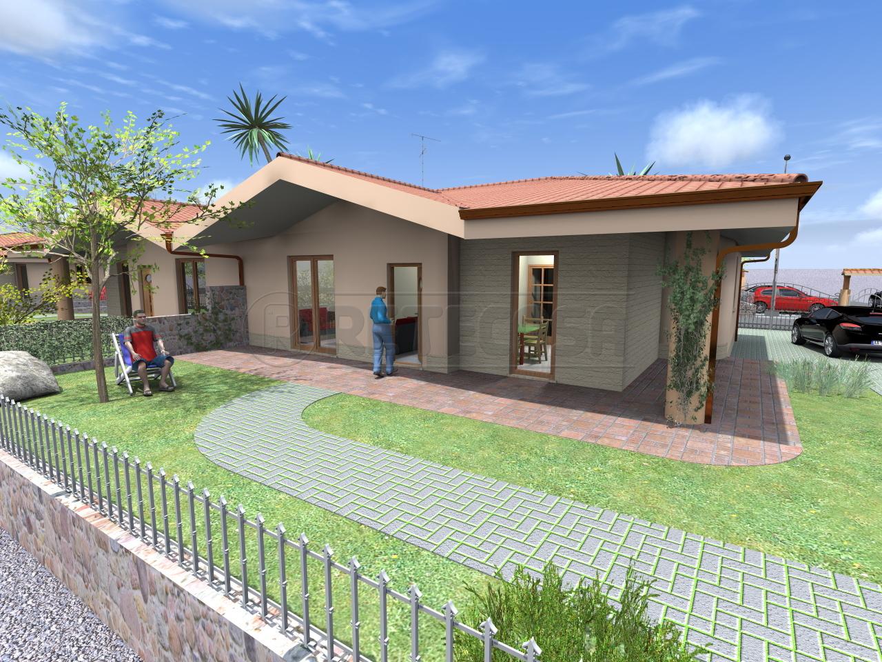 Villa in vendita Rif. 4128804