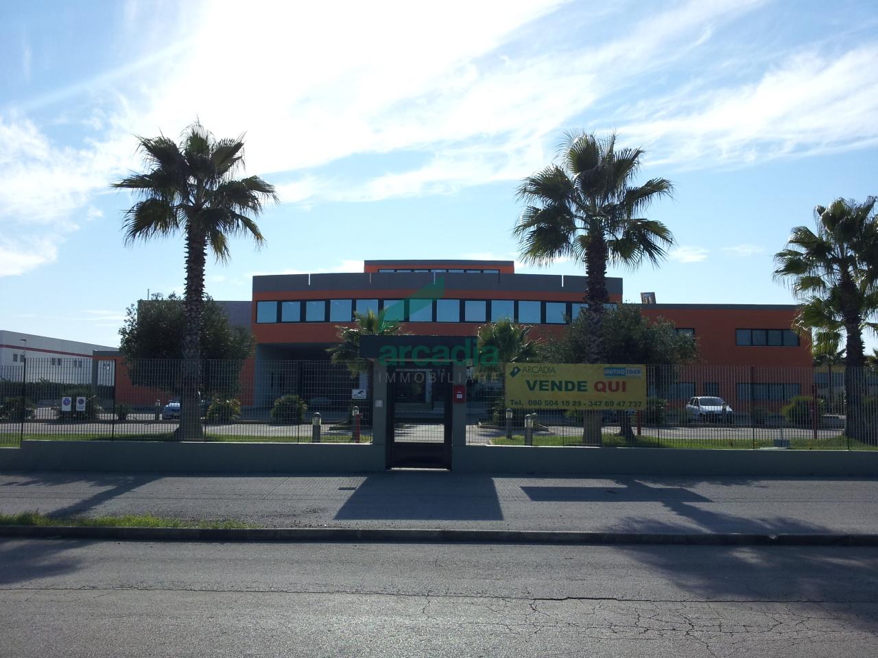 Capannone - Industriale a Zona Industriale, Modugno Rif. 10491877