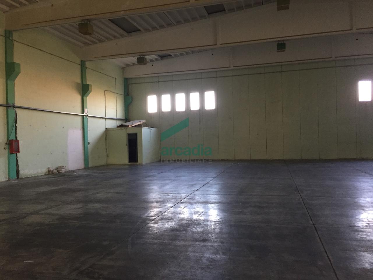 Capannone - Industriale a Zona Industriale, Modugno Rif. 7119725