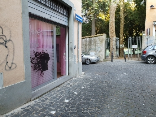 Fondo/negozio - 1 vetrina/luce a Frascati Rif. 10957898