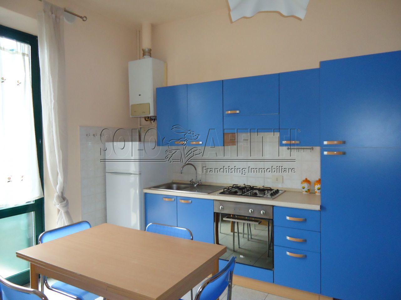 Bilocale in buone condizioni arredato in affitto Rif. 8908396