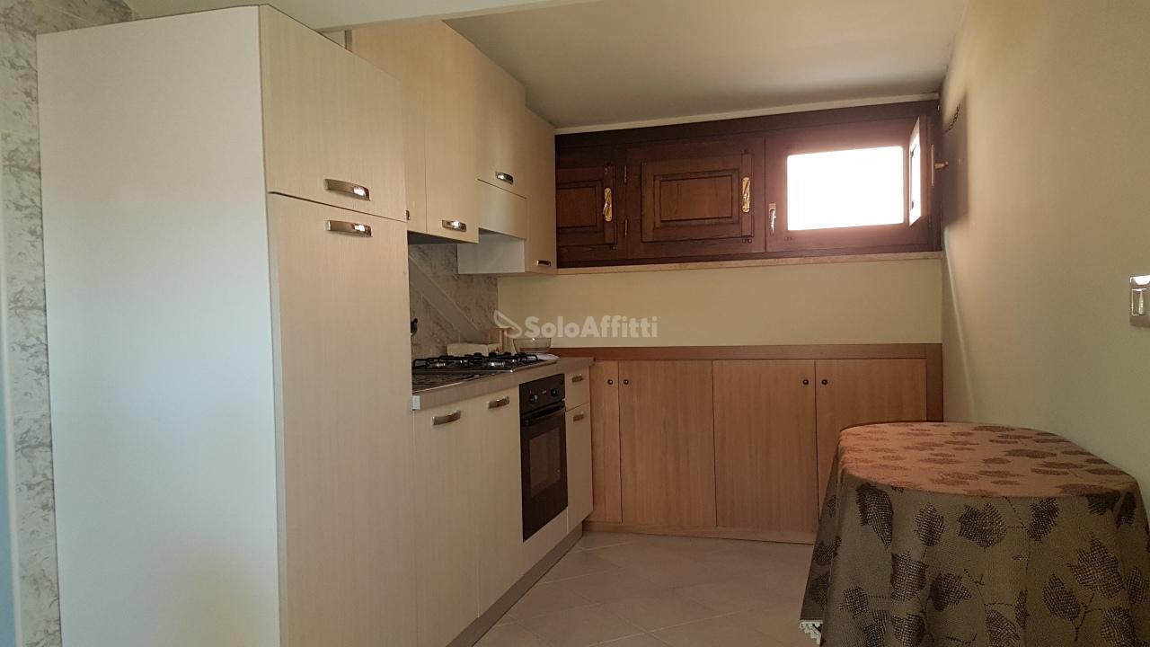 Bilocale in buone condizioni arredato in affitto Rif. 10106519