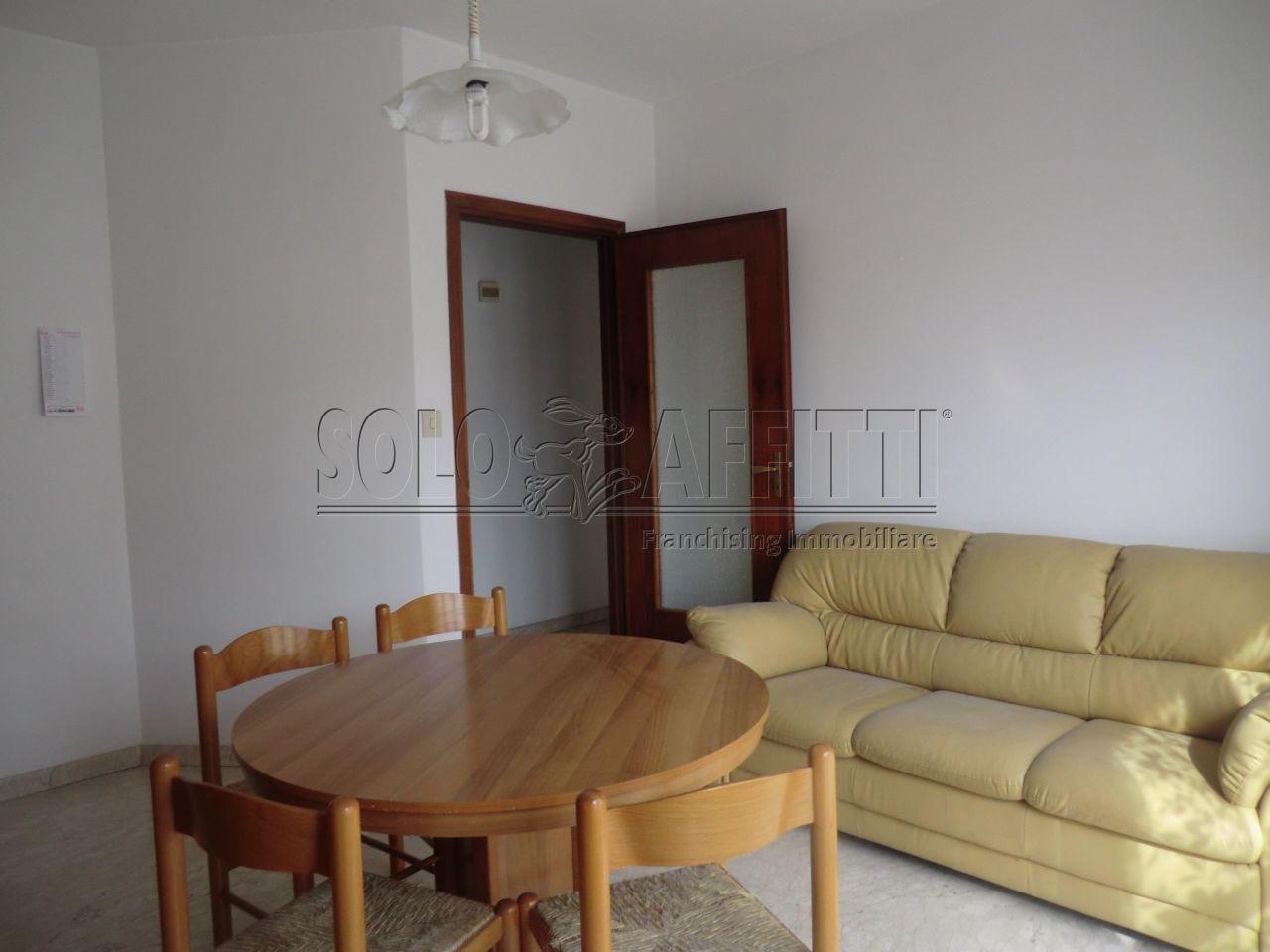 Trilocale in buone condizioni arredato in affitto Rif. 9902564