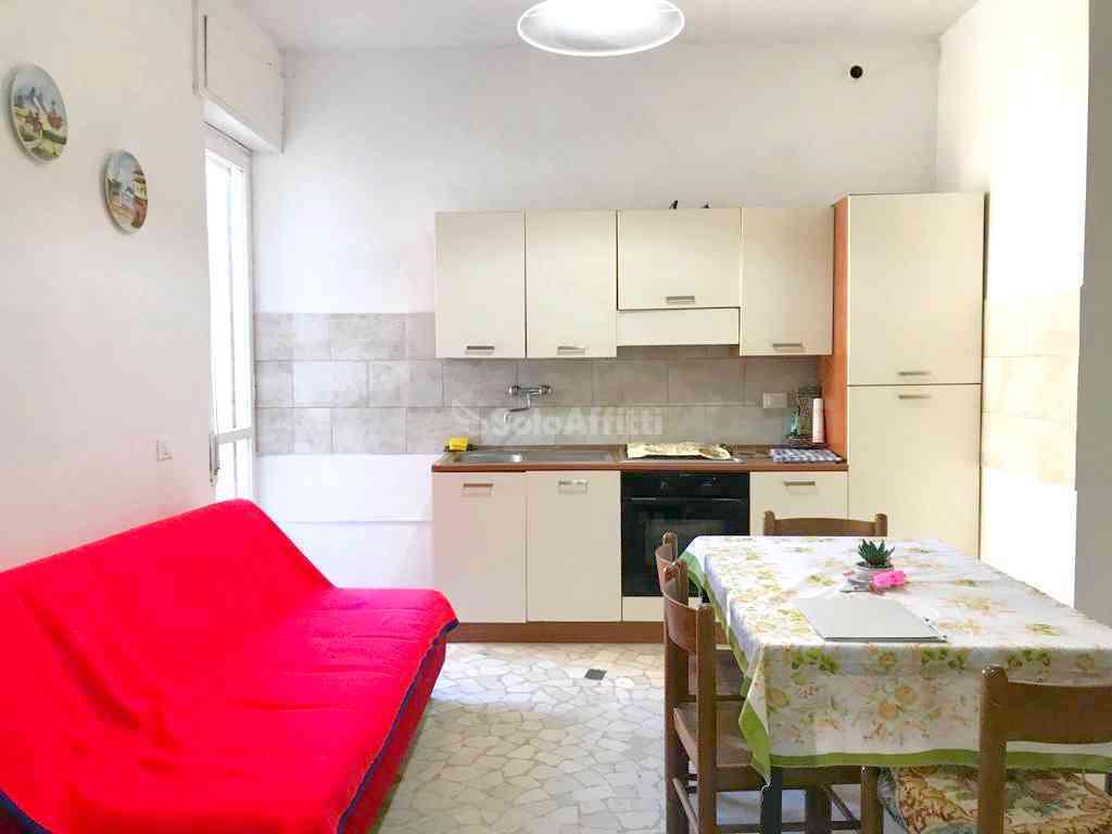 Trilocale in buone condizioni arredato in affitto Rif. 12134816