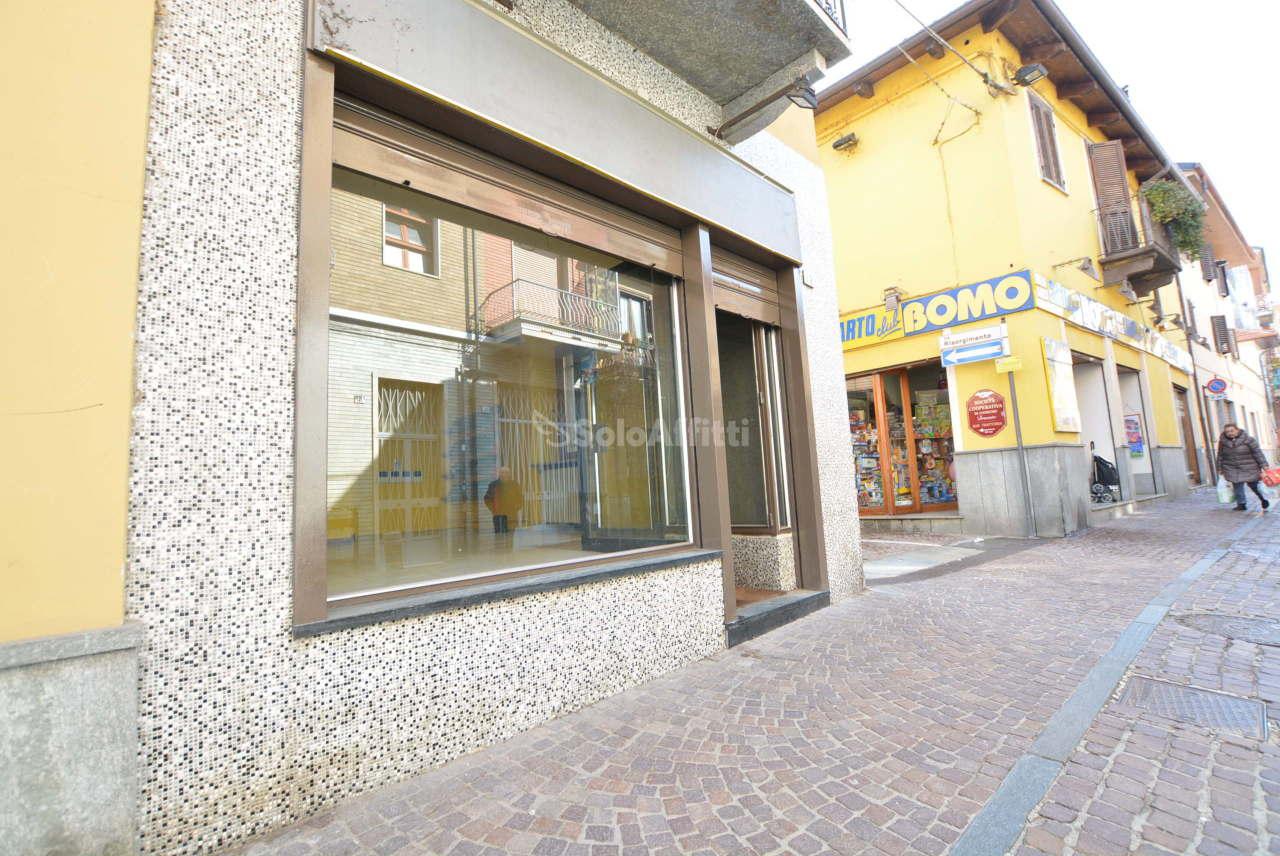 Fondo/negozio - 1 vetrina/luce a Druento Rif. 5918246