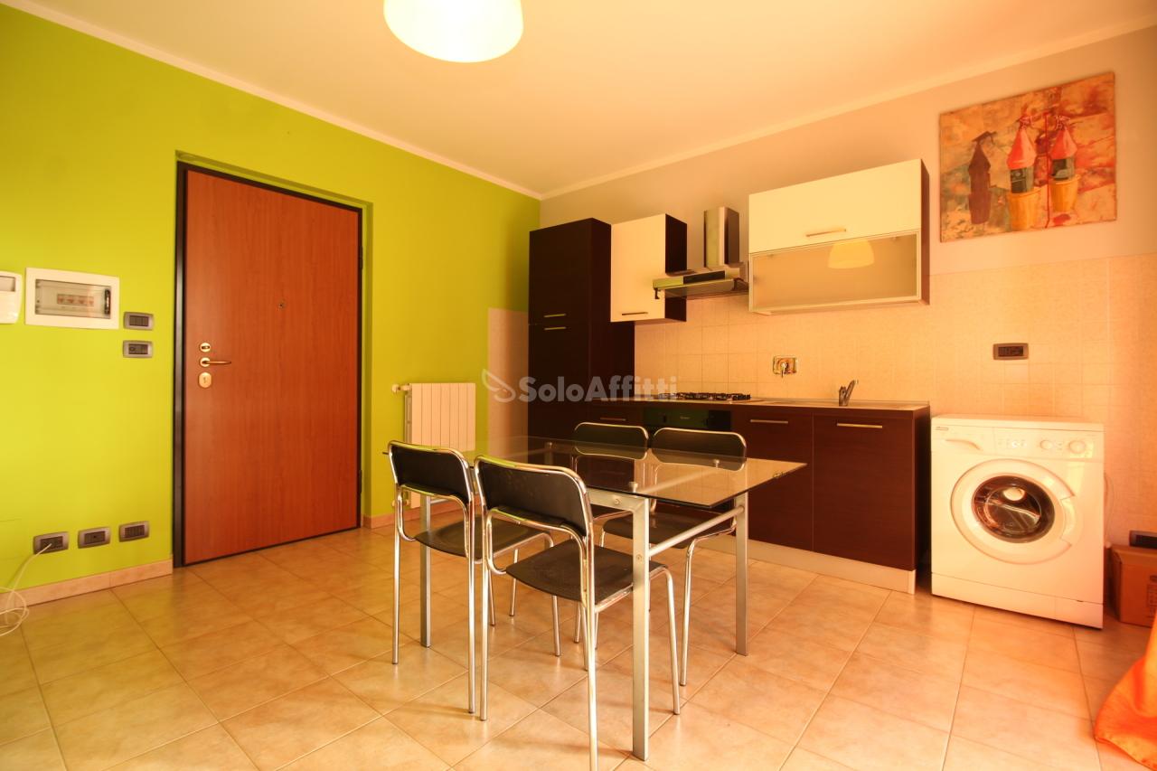 Monolocale in ottime condizioni arredato in affitto Rif. 10063113
