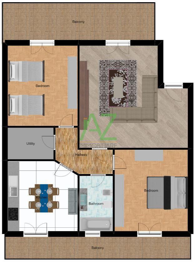 Appartamento in buone condizioni in affitto Rif. 8813732