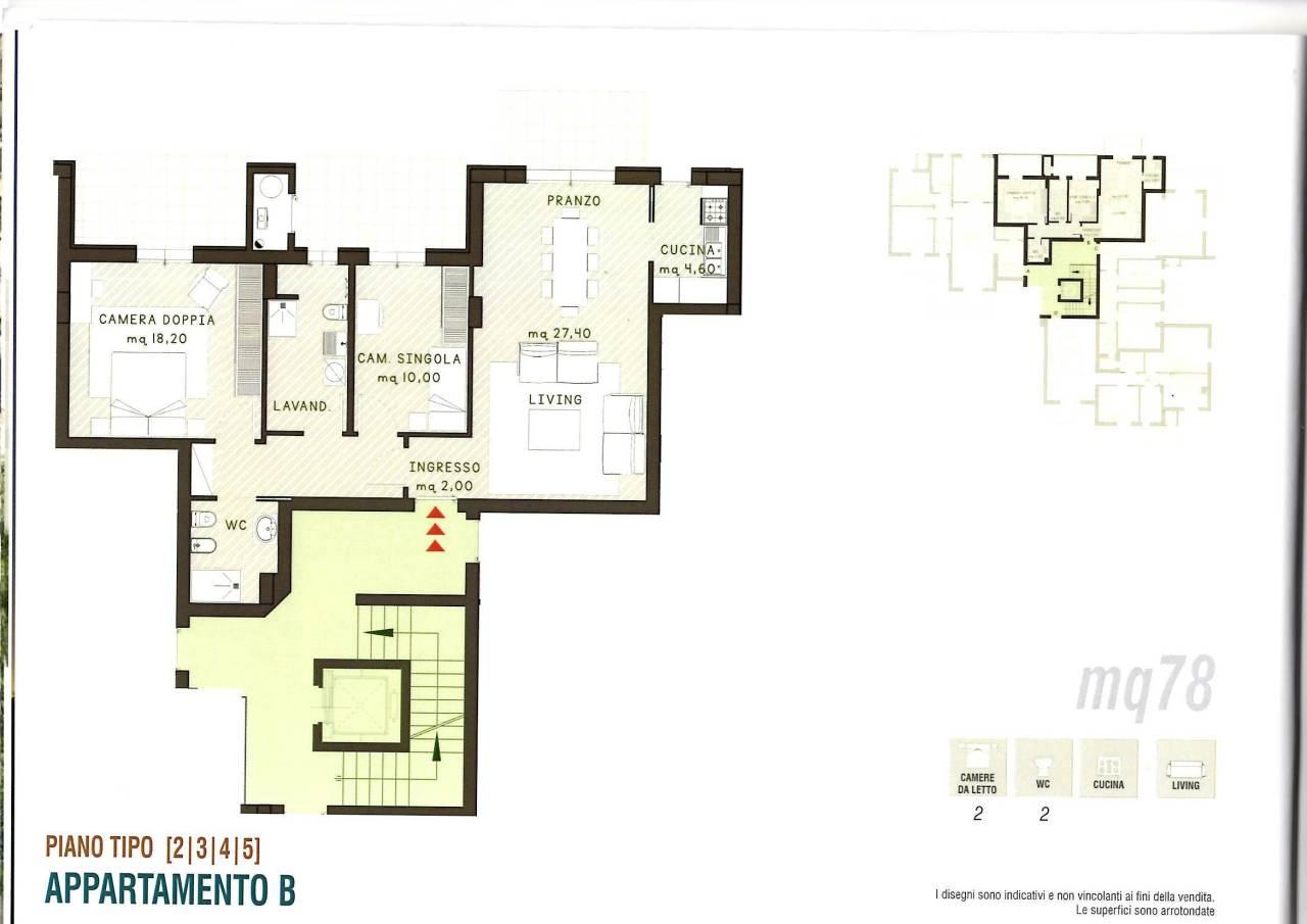 Appartamento in vendita a Modica, 3 locali, prezzo € 168.000 | PortaleAgenzieImmobiliari.it
