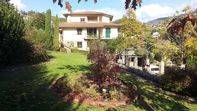Villa singola Piazza al Serchio IA00440 img 5