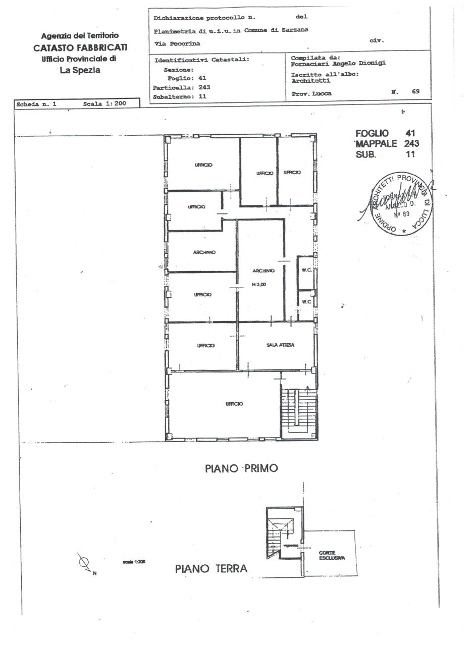 Ufficio a Sarzana