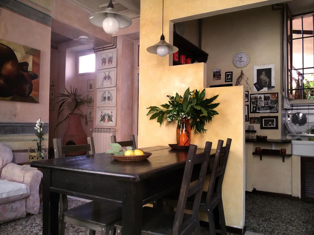 Porzione di casa in buone condizioni in vendita Rif. 4155446