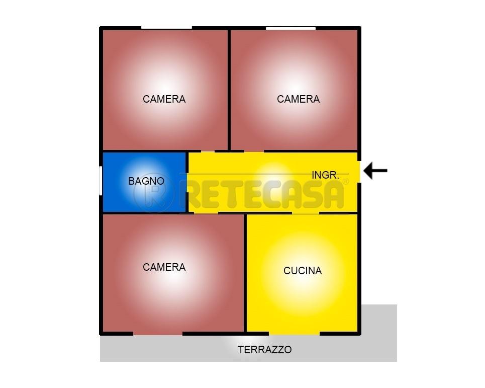 Appartamento in affitto a Nogarole Vicentino, 5 locali, prezzo € 370 | CambioCasa.it