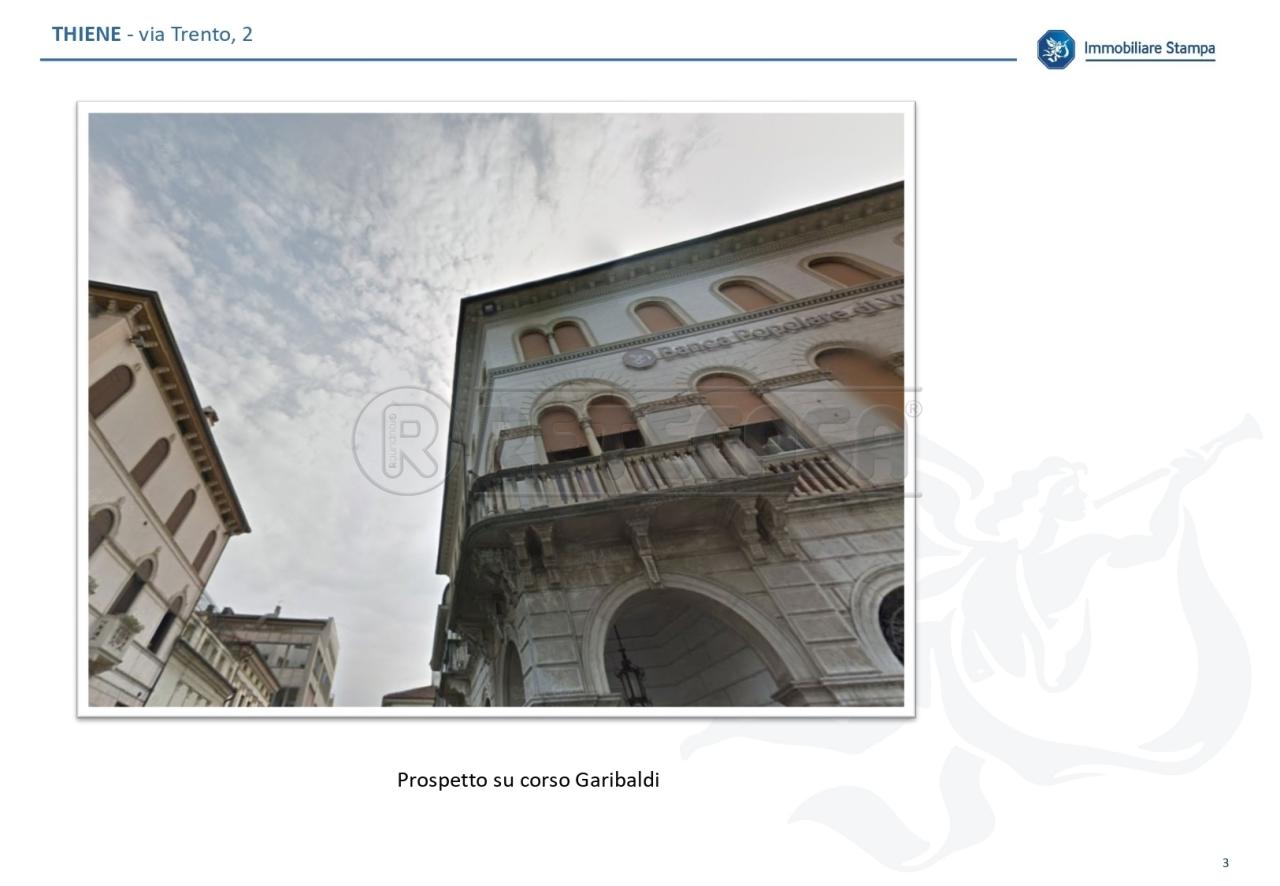 Ufficio / Studio in vendita a Thiene, 1 locali, Trattative riservate | CambioCasa.it