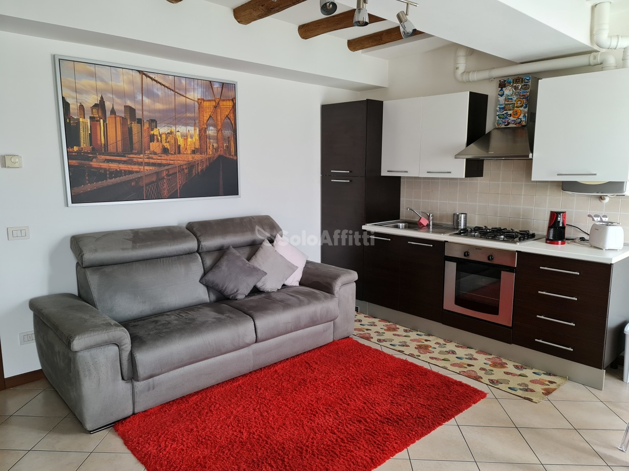 Appartamento in affitto a Gerenzano, 1 locali, prezzo € 400 | PortaleAgenzieImmobiliari.it