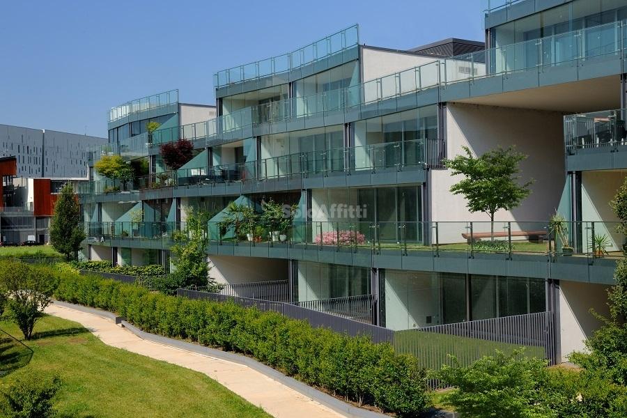 Appartamento Quadrilocale Arredato 249 mq.