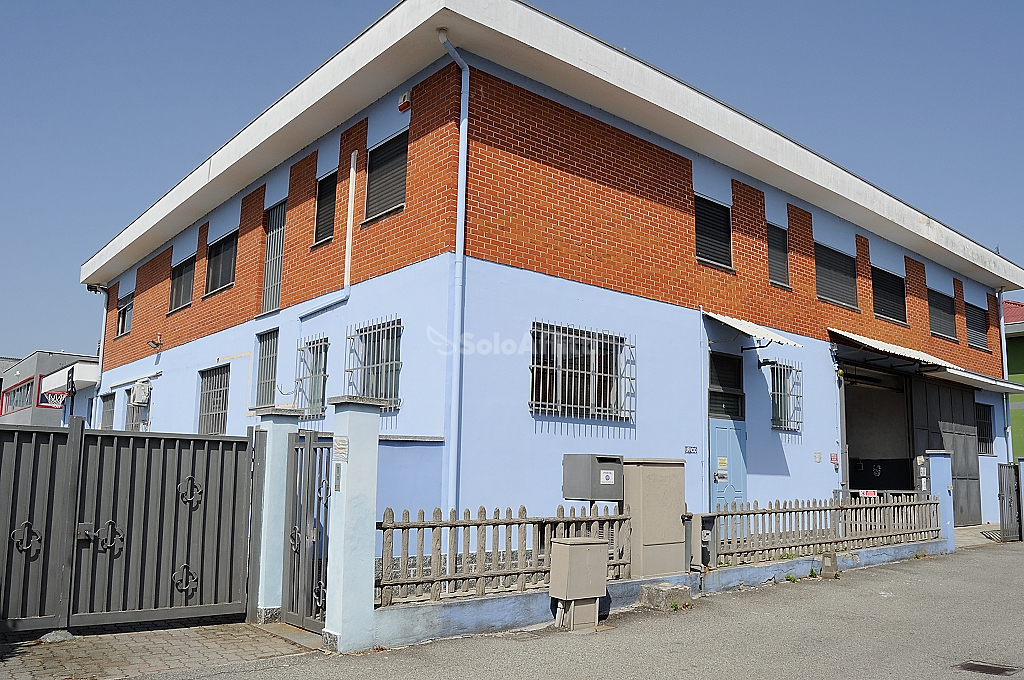 Capannone in affitto a Brandizzo, 1 locali, prezzo € 1.500 | CambioCasa.it