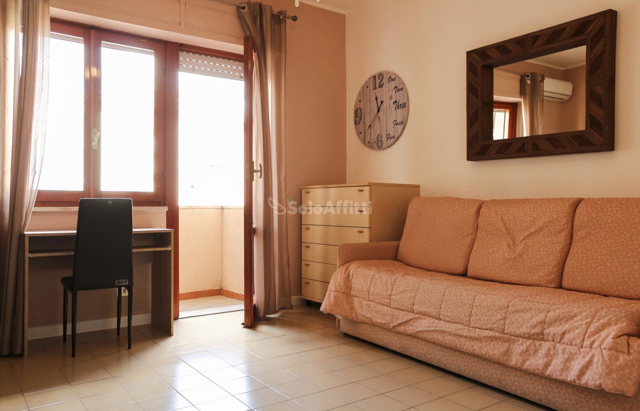 Monolocale in buone condizioni arredato in affitto Rif. 10244666