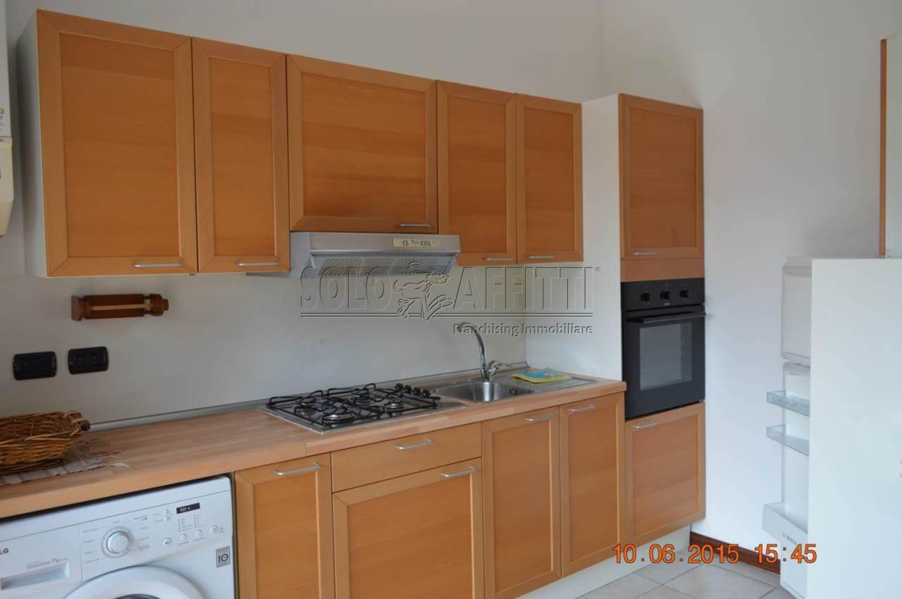 Bilocale ristrutturato arredato in affitto Rif. 4133229