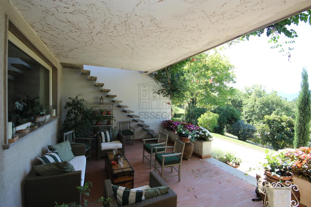 Villa singola Lucca Monte S.Quirico IA01650 img 18