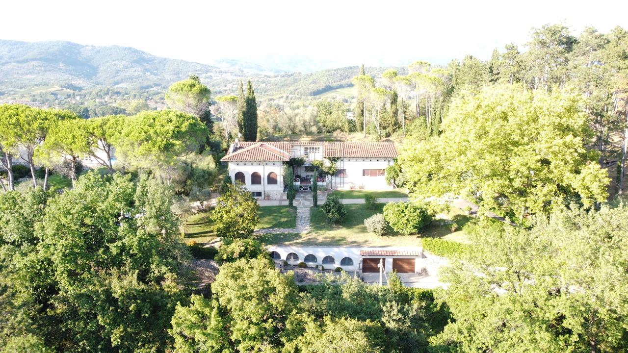 Villa singola Lucca Monte S.Quirico IA01650 img 45