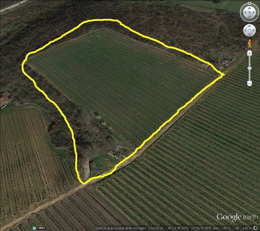 Terreno Edificabile Residenziale in vendita a Alonte, 1 locali, prezzo € 200.000 | CambioCasa.it