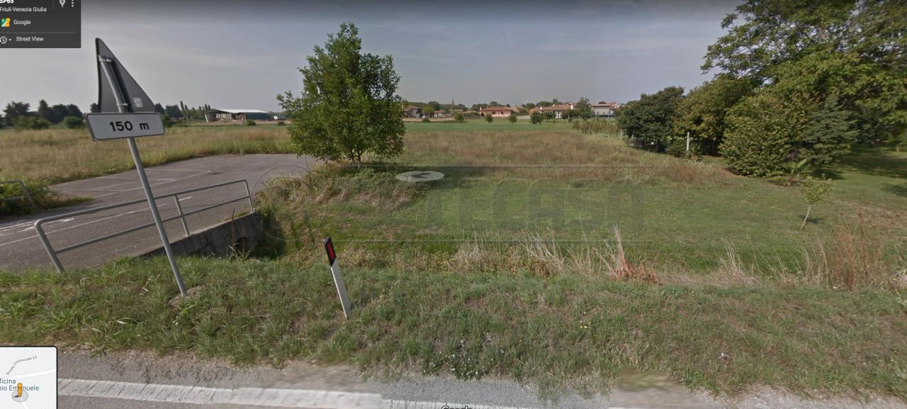 Terreno Edificabile Residenziale in vendita a Gonars, 1 locali, prezzo € 69.000 | CambioCasa.it