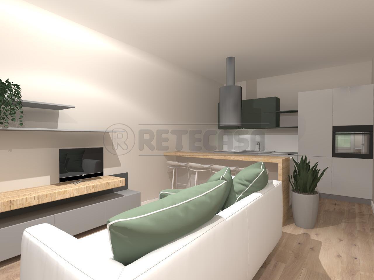 Appartamento - Miniapp.+mansarda a Ponticelli, Santa Maria a Monte