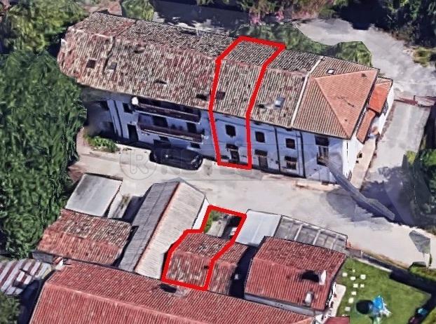 Porzione di casa da ristrutturare in vendita Rif. 10015108