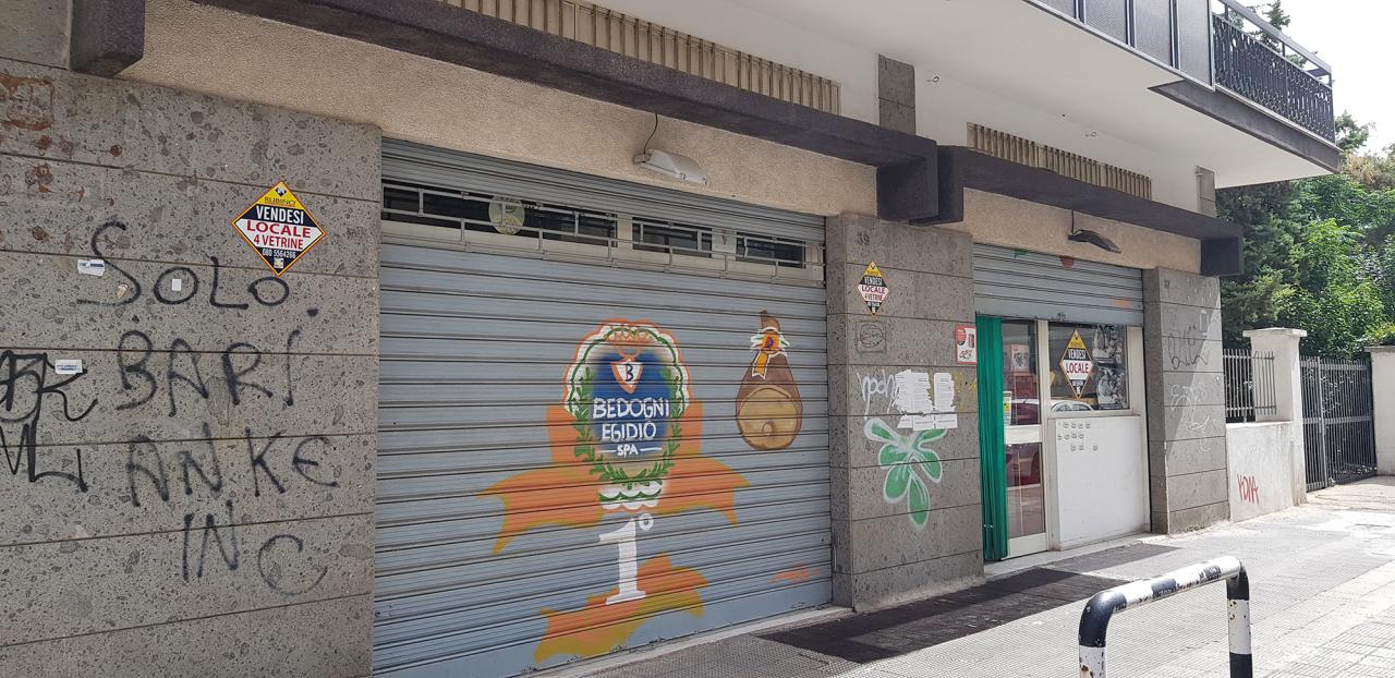 Locale Commerciale a Poggiofranco, Bari Rif. 10715910