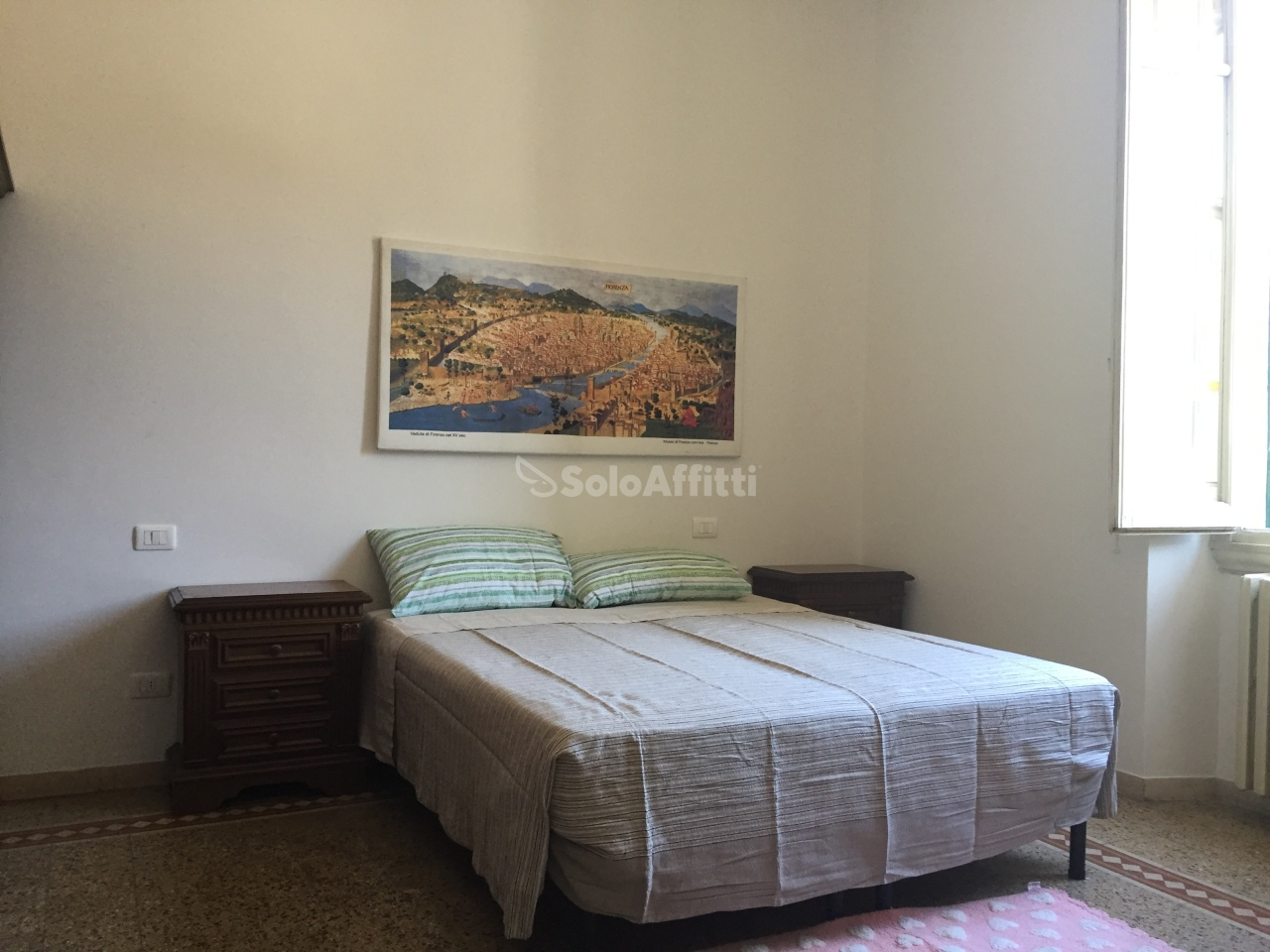 Stanza / posto letto ristrutturato arredato in affitto Rif. 11117858