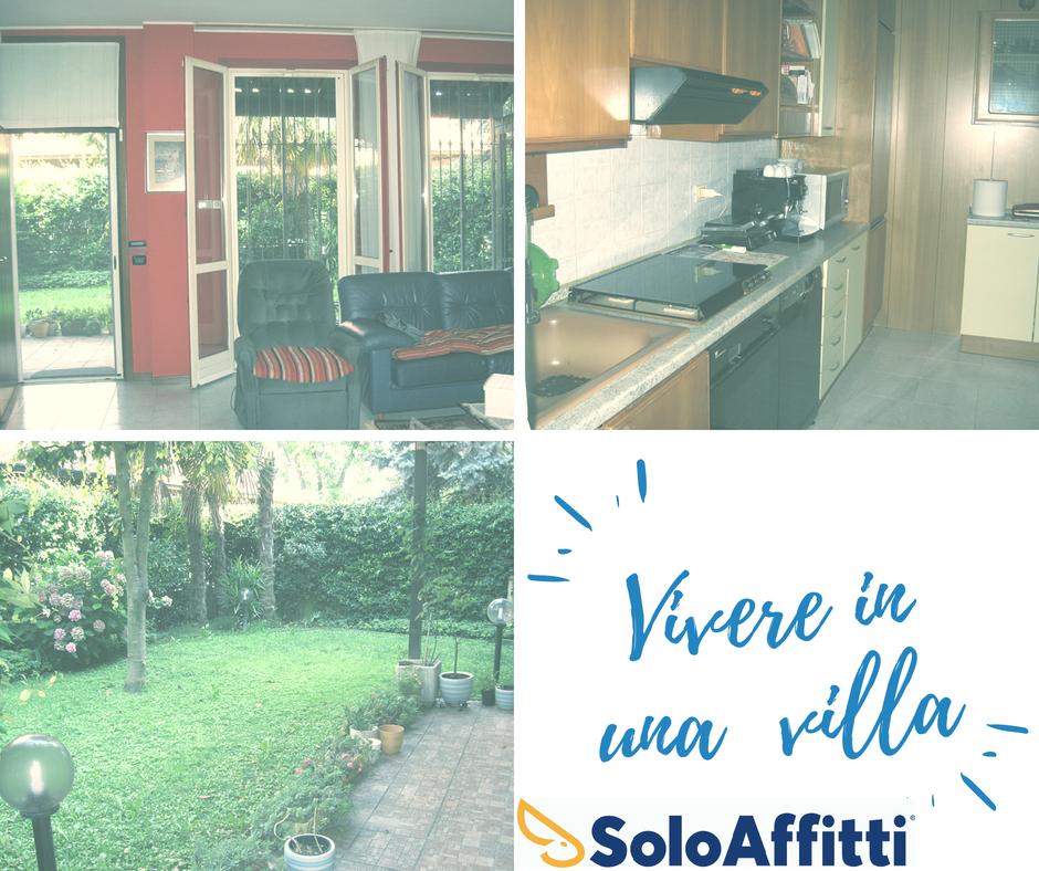 Villa in buone condizioni in affitto Rif. 7420536