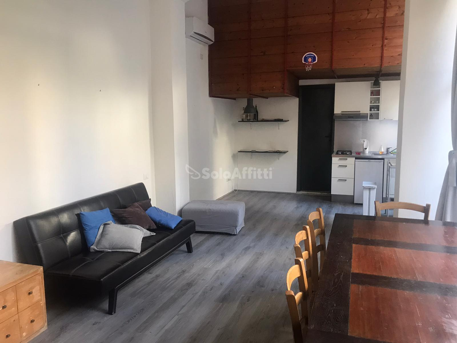 Appartamento Monolocale Arredato 60 mq.