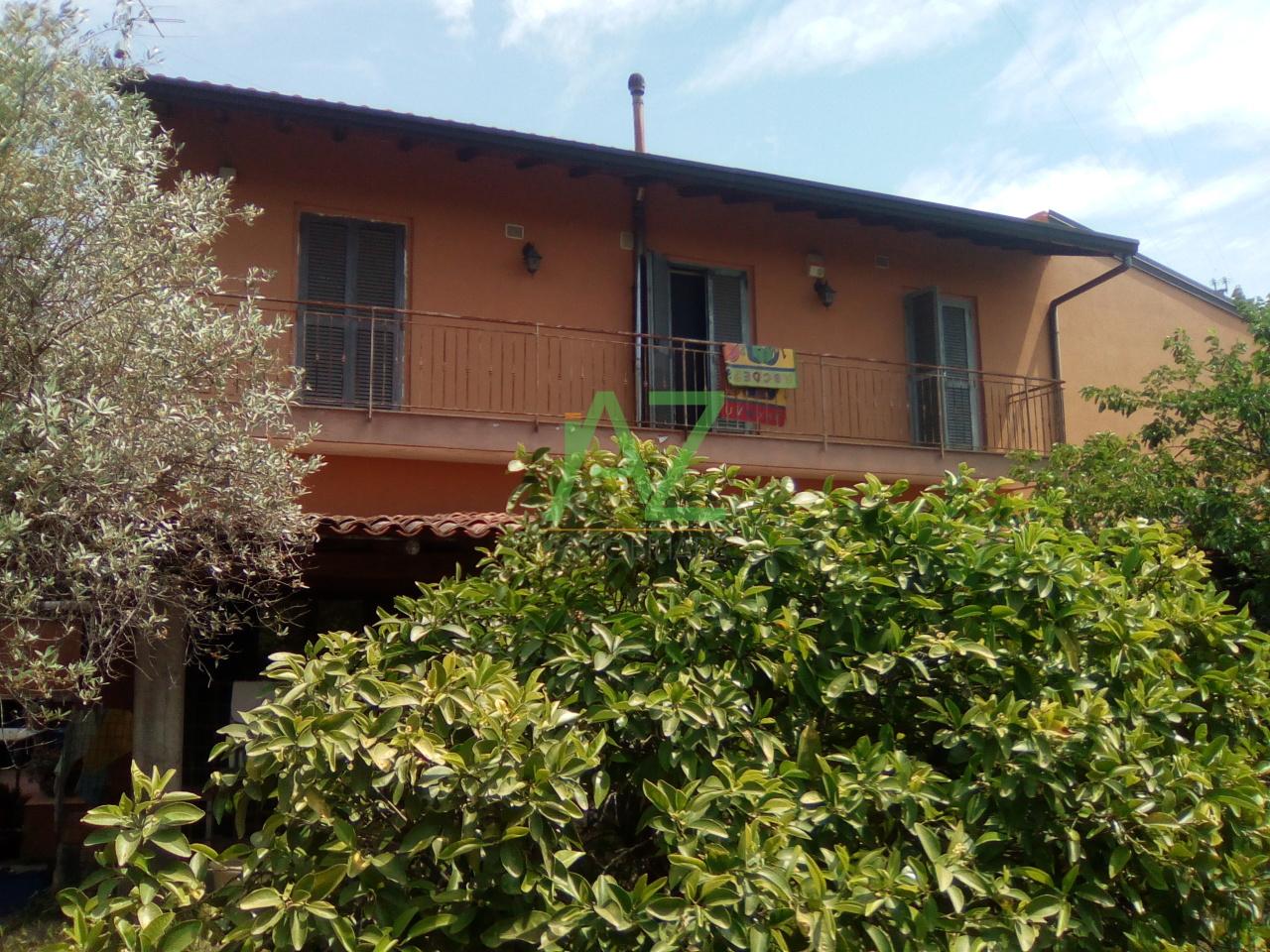 Villa Singola a Madonna degli Ammalati, Misterbianco