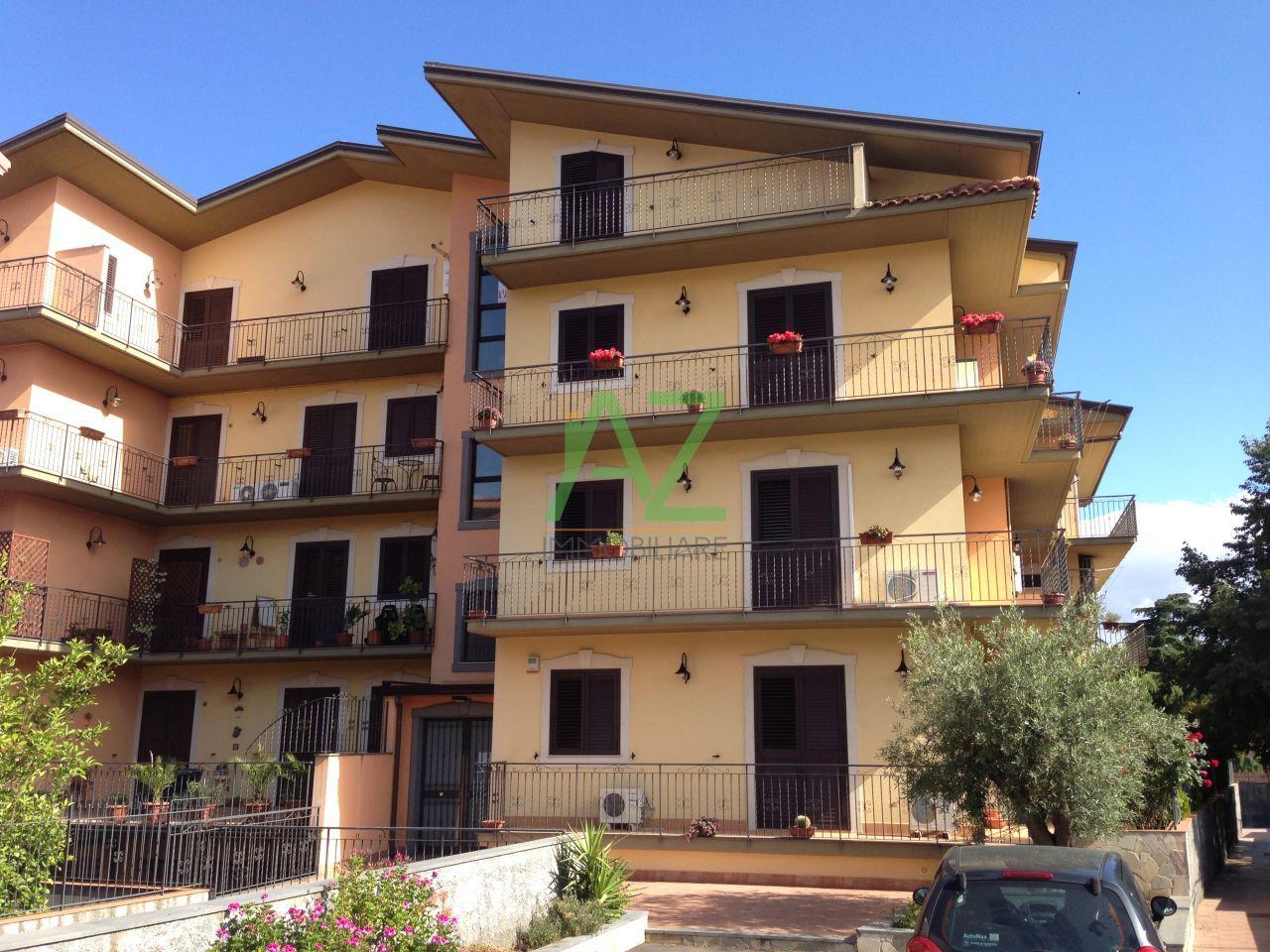Mansarda a Borrello, Belpasso