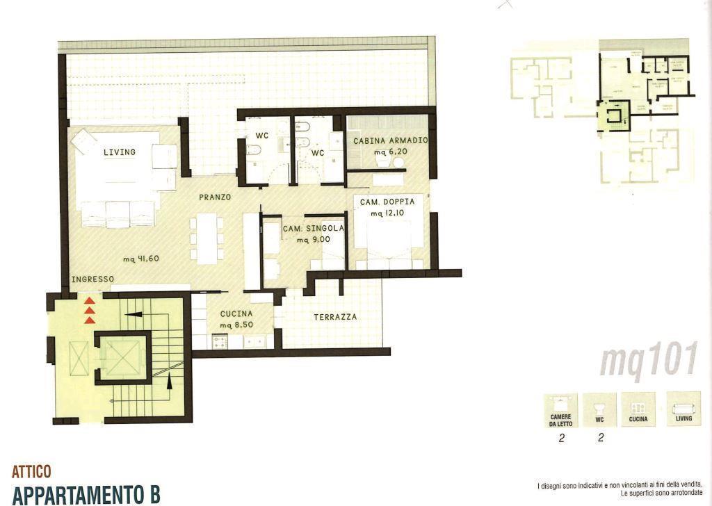 Appartamento in vendita a Modica, 3 locali, prezzo € 179.000 | PortaleAgenzieImmobiliari.it
