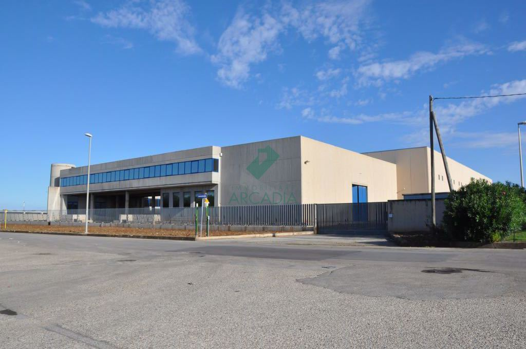 Capannone - Industriale a Zona Industriale, Modugno Rif. 4140481