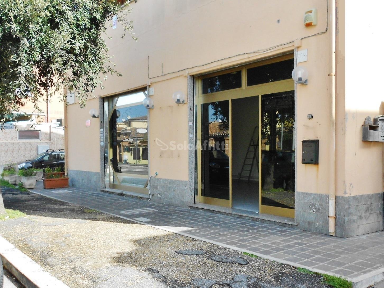 Fiumicino, Isola Sacra - negozio con spazio estern