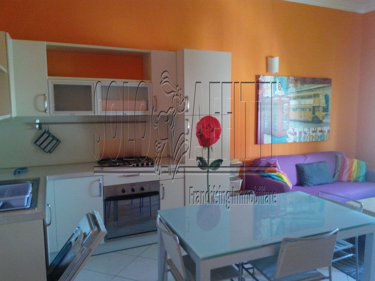 Bilocale in ottime condizioni arredato in affitto Rif. 8266461