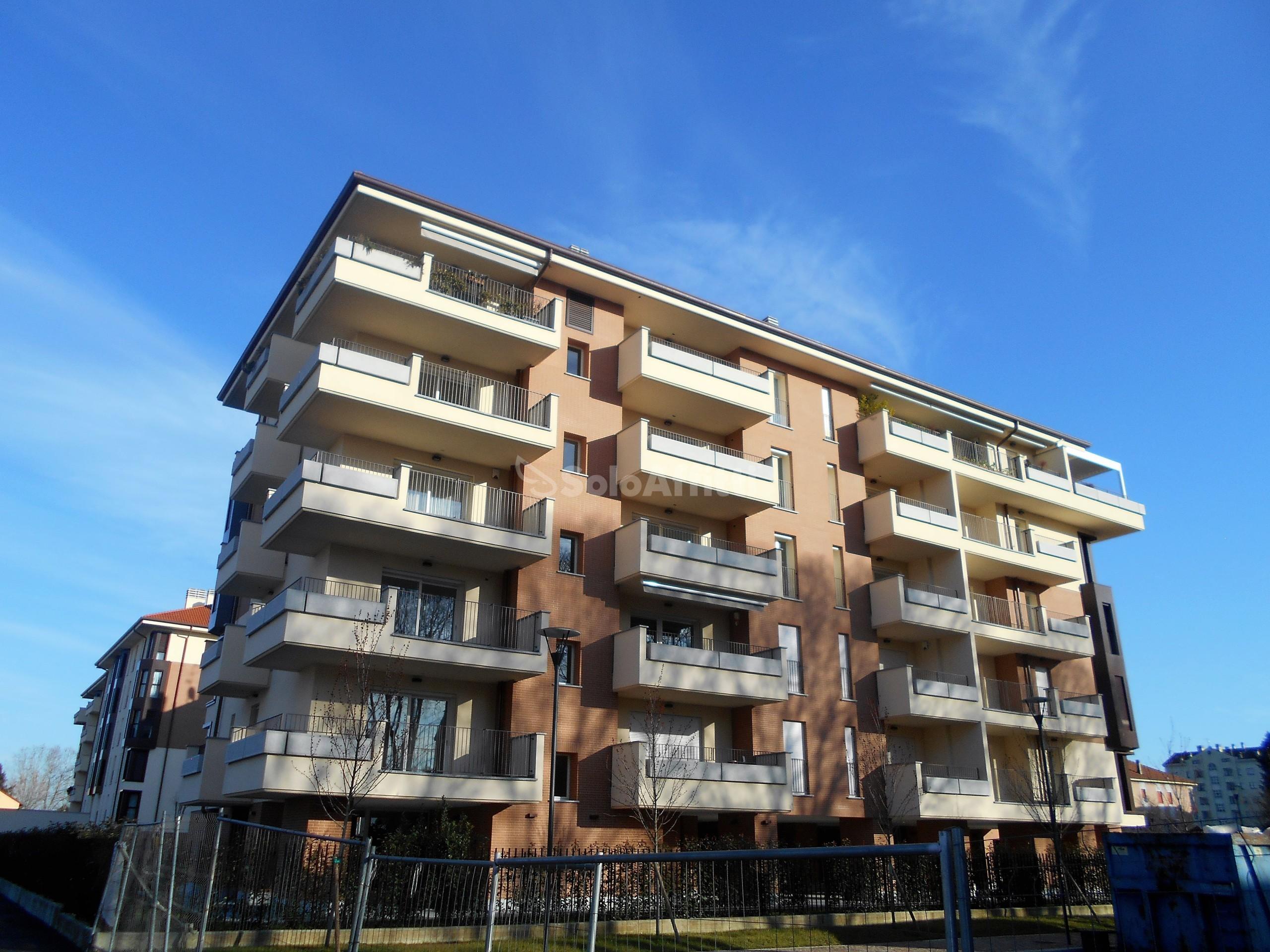 Appartamento Trilocale Arredato 97 mq.