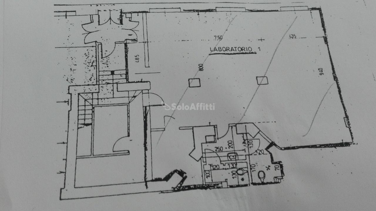 Laboratorio a Centro, Milano Rif. 10825593