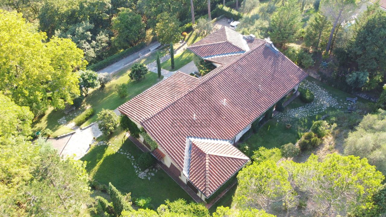 Villa singola Lucca Monte S.Quirico IA01650 img 22