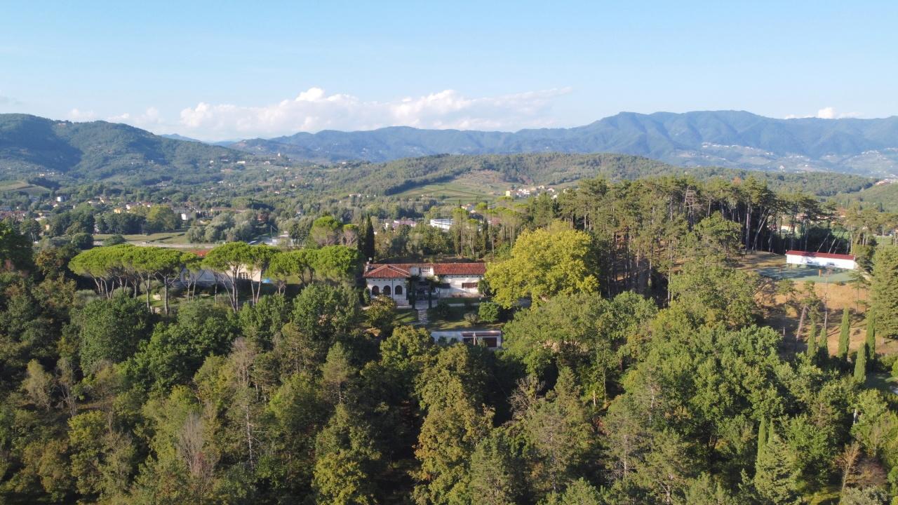 Villa singola Lucca Monte S.Quirico IA01650 img 24