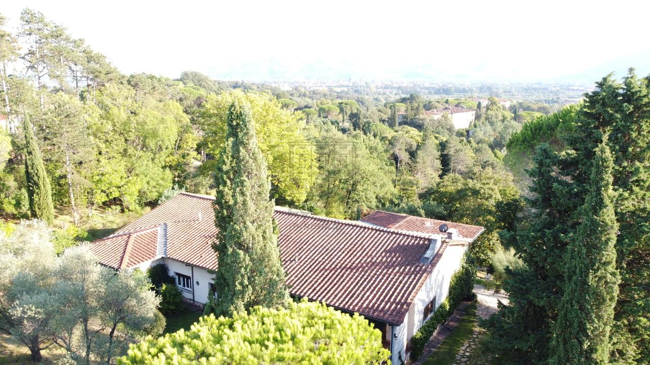 Villa singola Lucca Monte S.Quirico IA01650 img 27