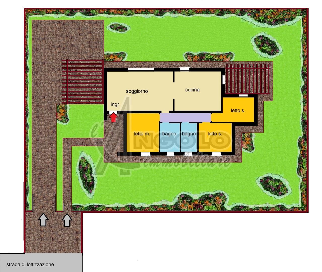Casa Indipendente in vendita Rif. 10280797