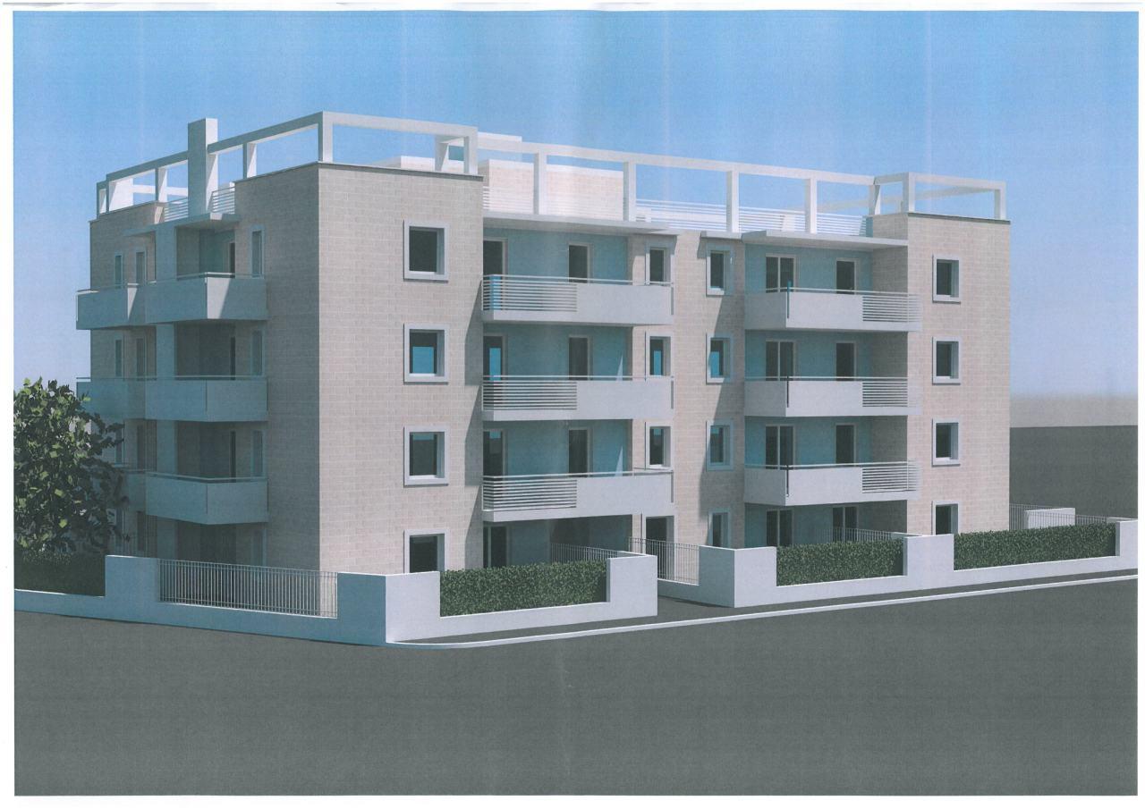 Appartamento - Trilocale a Conad, San Benedetto del Tronto