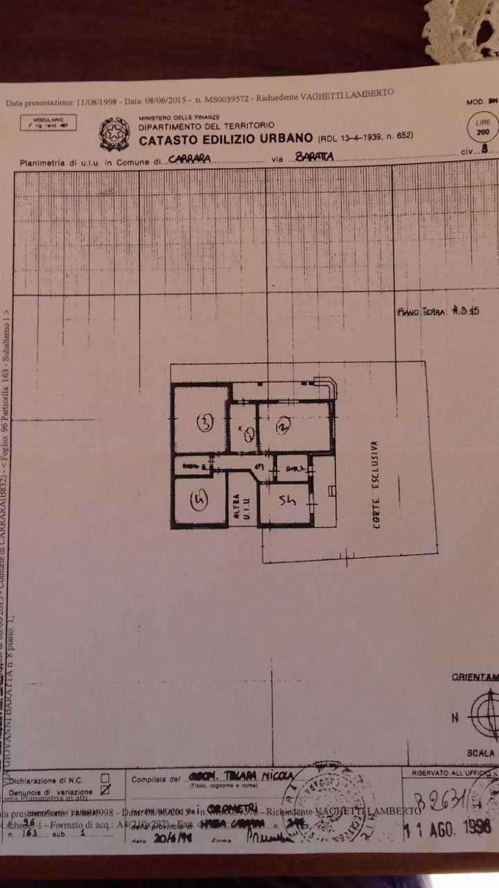Casa semindipendente in vendita, rif. 2661